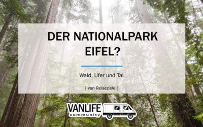 Der Nationalpark Eifel als Reiseziel