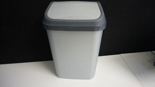 Mülleimer (geschlossen)