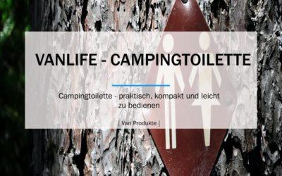 Vanlife – Campingtoilette