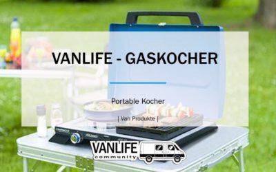 Vanlife – Gaskocher