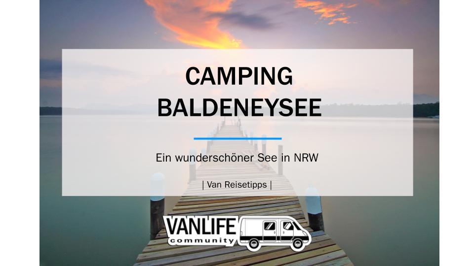 CAMPING-BALDENEYSEE